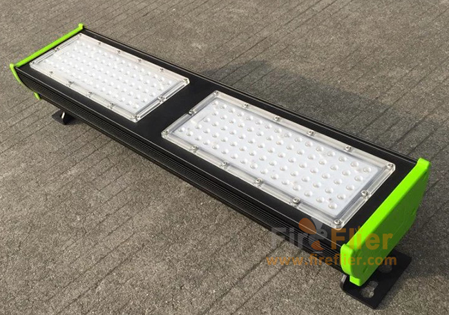Explosion proof high bay fixture