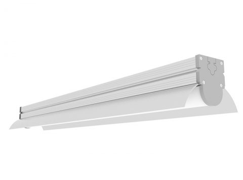 Integrated LED Tube Fixture 4FT